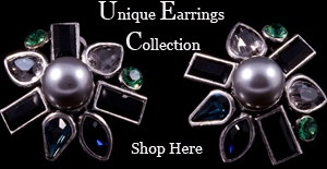 Unique Gifts | Designer Earrings Collection