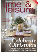 Designer Jewellery Gifts at Time&Leisure Magazine Dec14