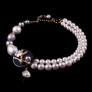 Riviera Kyoto Swarovski Pearl Necklace
