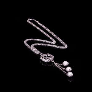 Exclusive Designer Jewellery Necklace In Sunsilver Design