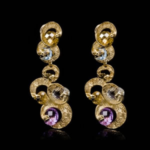 Luxury Designer Fine Earrings Jewellery