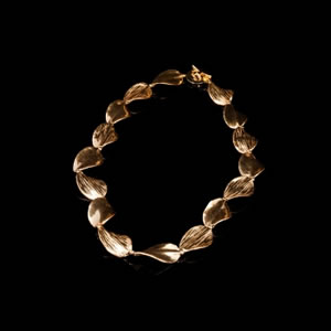 Byzantine Designer Jewellery, Exclusive Classic Gold Necklace
