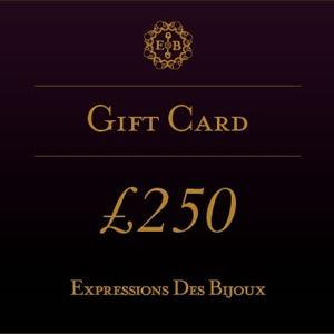 ExpressionsDesBijoux, £250 Online Jewellery Gift Card