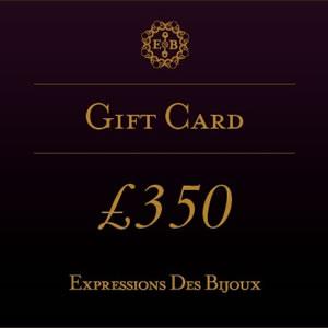ExpressionsDesBijoux, £350 Online Jewellery Gift Card