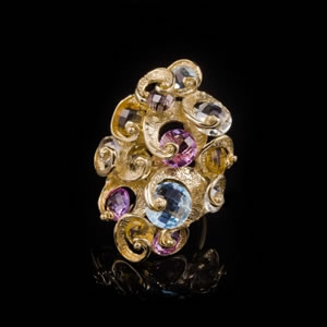 Luxury Designer Fine Ring Jewellery