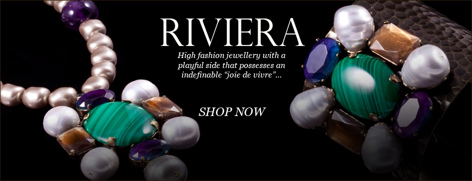 luxury Italian fashion jewellery