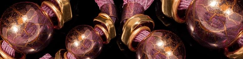 Artisan Murano Jewellery- Designer Glass Jewellery from Expressions Des Bijoux
