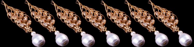 Exclusive High Fashion Designer Jewellery - Riviera Collection
