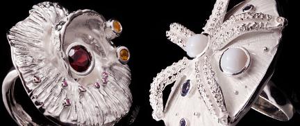 Exclusive Designer Jewellery Rings