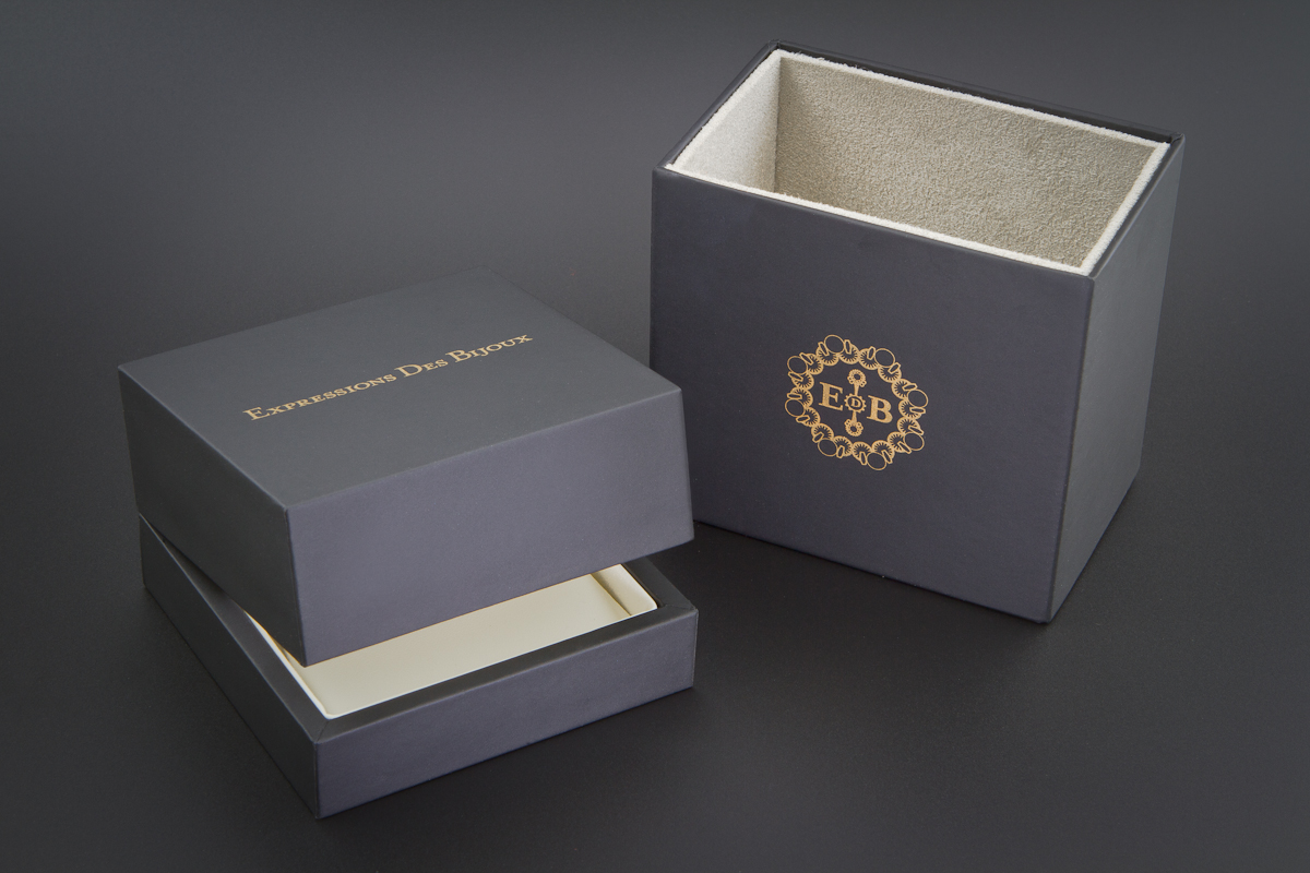 Expressions Des Bijoux beautiful box